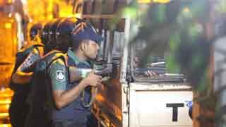 Cops press charges against 8 militants