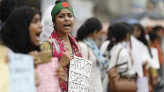 Students continue protest for 6th day