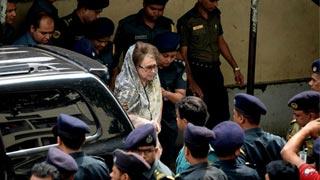 Khaleda Zia needs to be hospitalised, says medical board