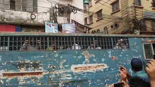 Babar, 30 accused taken to Dhaka court