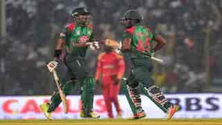 Bangladesh complete clean sweep of Zimbabwe