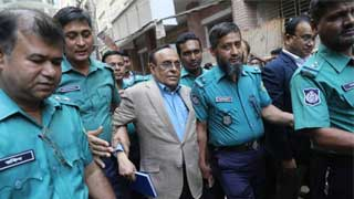 Mainul shown arrested under Digital Security Act