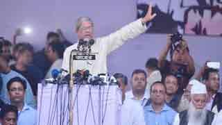 March towards EC if polls not deferred: Alamgir