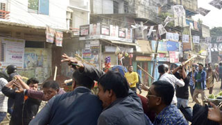 BNP candidates attacked in Dhaka, Chattogram