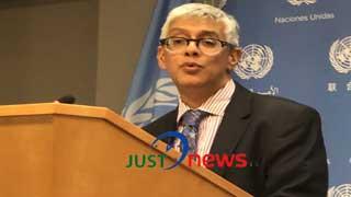 UN expresses concern over polls violence, human rights violations