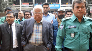 Court sends Nazmul Huda to jail in bribery case