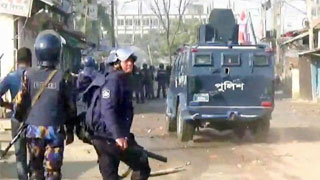 One killed as RMG workers continue protests for wage hike