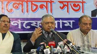 People witnessed a farce on Dec 30: Dr Kamal