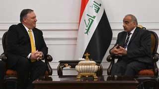 Secretary Pompeo meets Iraqi Prime Minister Adil Abd al-Mahdi