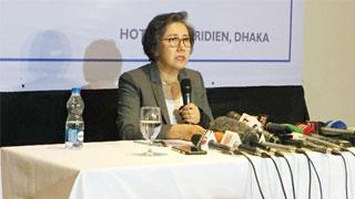 Rohingya repatriation far off: UN expert