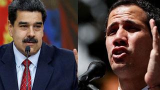 EU nations give Venezuela's Maduro eight-day ultimatum