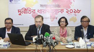 Bangladesh 2nd most corrupt country in S Asia: TIB