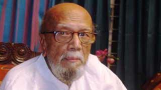 Poet Al Mahmud hospitalised