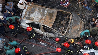 Dhaka blaze prompts calls for action on building safety