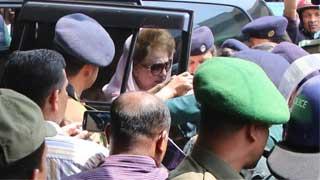 Ailing Khaleda Zia shifted to hospital