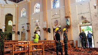 SL blasts: International network involved