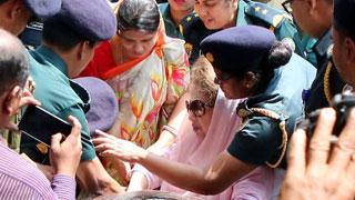 HC accepts Khaleda Zia's appeal