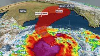 'Fani' likely to hit Bangladesh Friday evening
