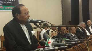Khaleda Zia's release on bail is a must, says Moudud