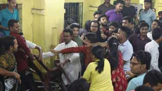 BCL committee announcement sets off factional clash at DU; 7 injured
