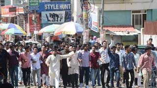 BCL, Shibir clash over Namaz-e-Janaza of Jamaat leader