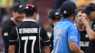 New Zealand shock India