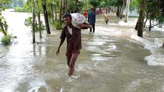 Five children drown as flood situation deteriorates in 5 districts