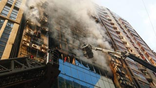 FR Tower fire: HC orders Rajuk ex-chairman to surrender