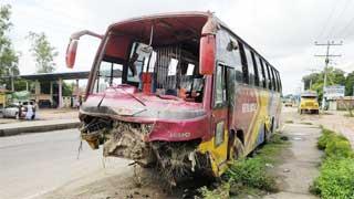 Narsingdi road crash leaves four dead