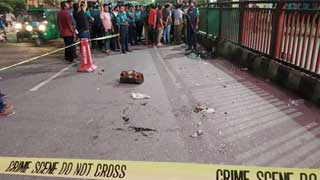 Two cops injured in bomb attack in Dhaka