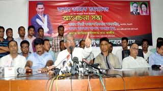 BNP blames govt for failed Rohingya repatriation bid