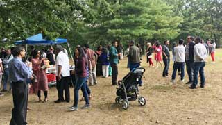 AABEA's annual picnic held at Houghton's Pond