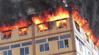 Fire at Gazipur electronic warehouse doused after 6 hrs