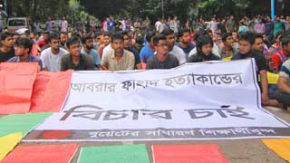 Buet students continue demonstrations