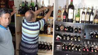 Raid on Aziz Bhai's house: Liquor, casino equipment recovered