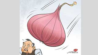 Onion price hits Tk150