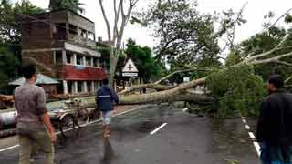 4,000-5,000 houses damaged by cyclone 'Bulbul'