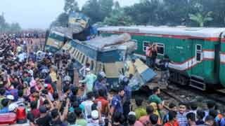 Railway staff responsible for Brahmanbaria train accident: Probe bodies