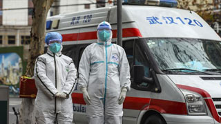 COVID-19 death toll hits 2,000 in China