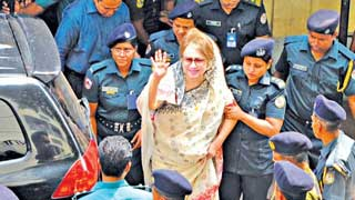 HC seeks report on Khaleda Zia's health condition