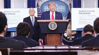 No magic bullet, vaccine or therapy, just behavior: White House on Coronavirus