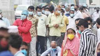 Coronavirus cases in Bangladesh hit 10,929