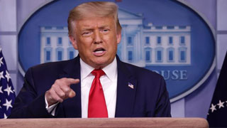 Trump suggests delay to 2020 US presidential election