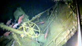 Mystery solved as Australian sub found after 103 years
