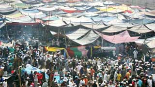 Biswa Ijtema moves into 2nd day