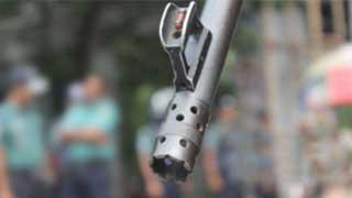 'Robber' killed in Savar 'gunfight'