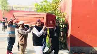 First janaza of 23 plane crash victims held in Kathmandu