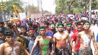 Protestors doubtful of PM's 'no quota' announcement