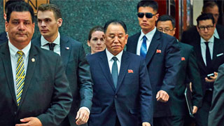 NY meeting paves way for Trump-Kim summit