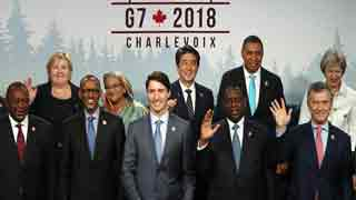 Hasina urges G7 leaders to take definite actions on Rohingya issue